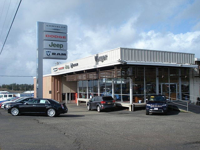Superior Visit Verger Chrysler Jeep Dodge In Coos Bay, For A New Or Used Car RAM  Truck, Jeep SUV Chrysler Car Or Dodge Car