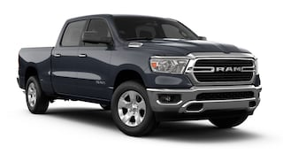 New 2019 Ram 1500 BIG HORN / LONE STAR CREW CAB 4X4 6'4 BOX Crew Cab For Sale Coos Bay Oregon
