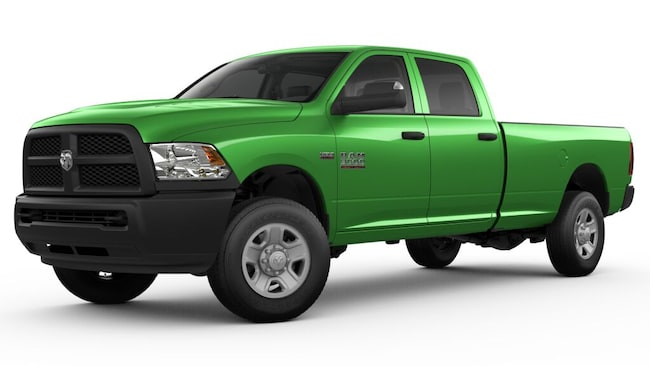 New 2018 Ram 3500 TRADESMAN CREW CAB 4X4 8' BOX Crew Cab For Sale/Lease Coos Bay, OR