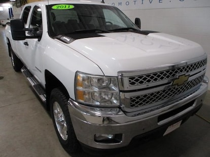 Used 2011 Chevrolet Silverado 2500HD LT For Sale | Sioux Center IA | Stock  #166159