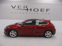 Used 2017 Chevrolet Cruze Premier Auto Hatchback for sale near Sioux City