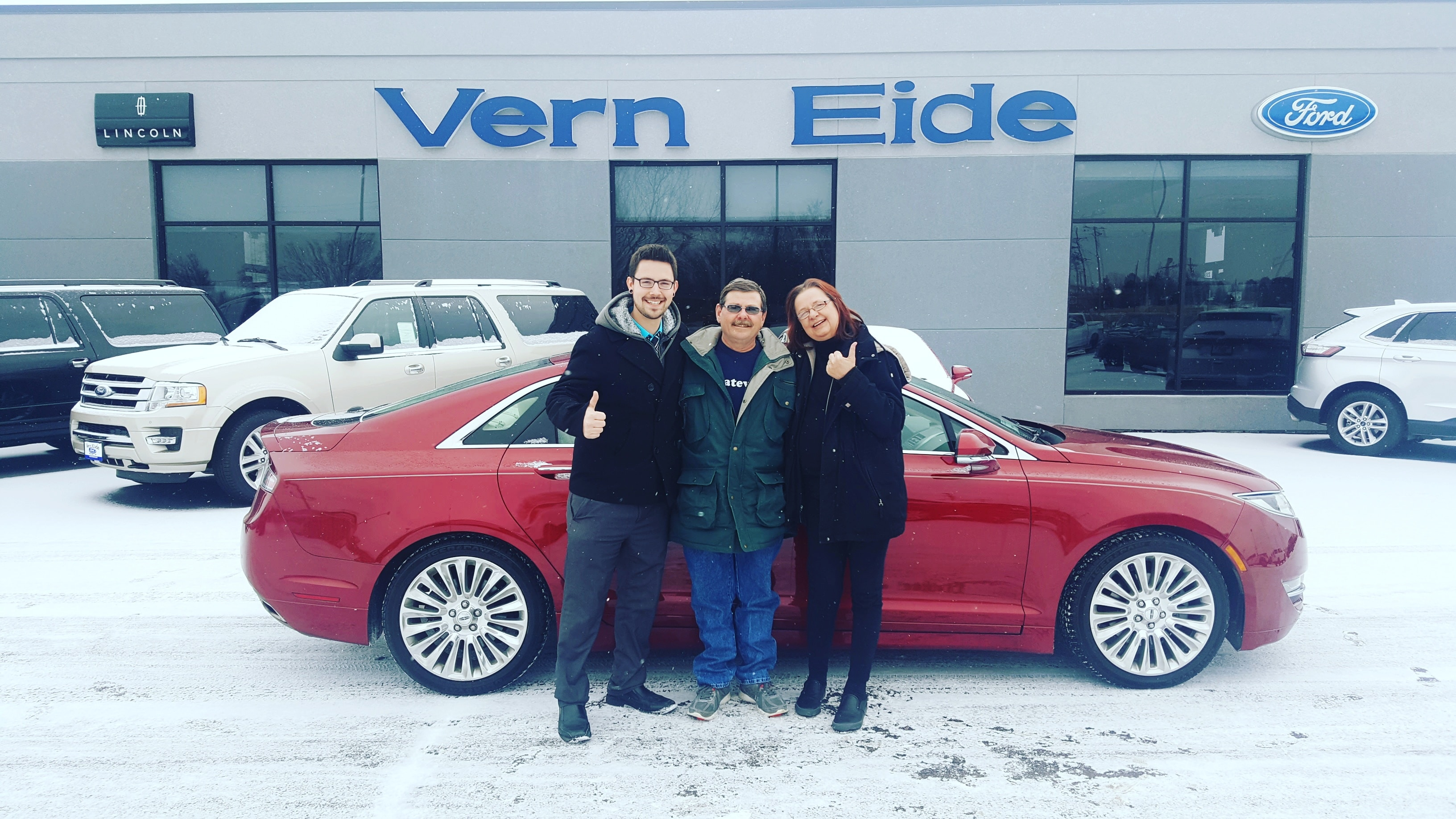 Vern Eide Ford Lincoln