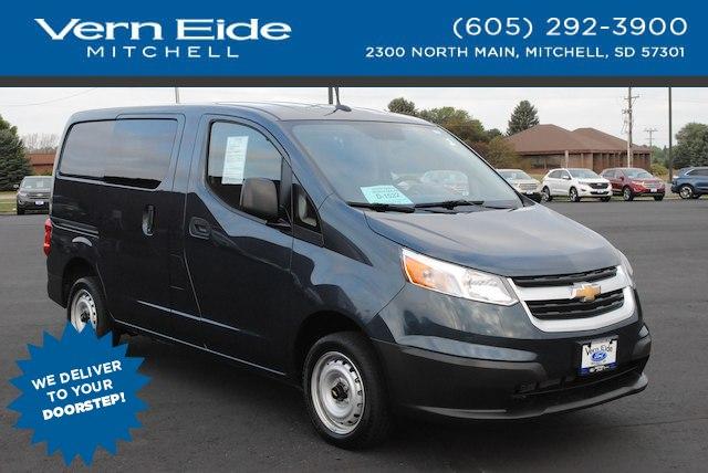 2017 Chevrolet City Express 1LT Van