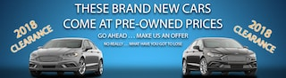 New Cars at Used Car Prices!