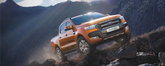 Verner Cadby Ford >> New Ford Ranger For Sale Verner Cadby Ford