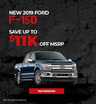 2019 Ford F-150 - Sale