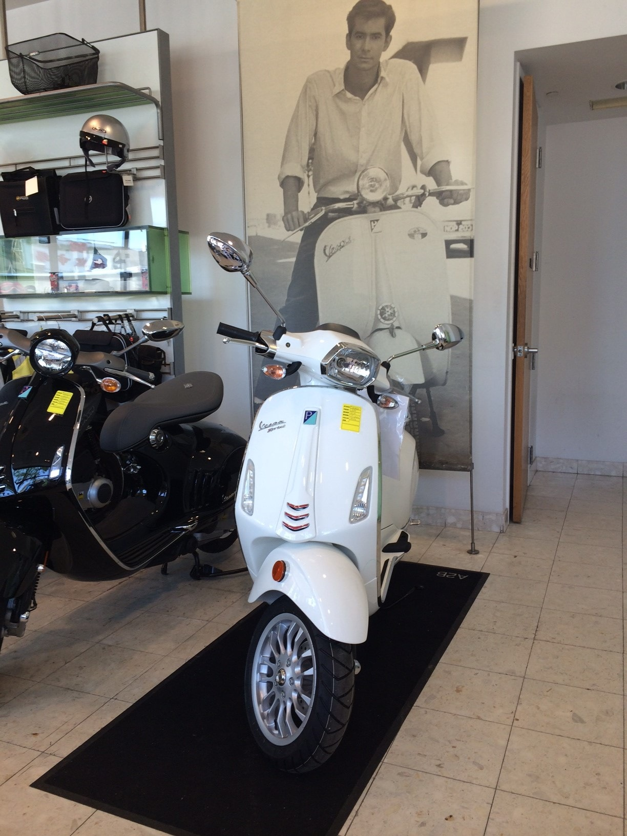Featured used motorbike 2017 Vespa SPRINT150 Scooter for sale near you in Boston, MA