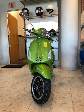New 2018 Vespa SPRINT50 49CC 1801283 in Boston, MA