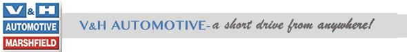 V and H Automotive Inc.