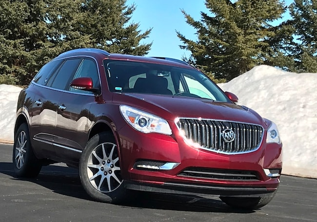Used 2016 Buick Enclave Leather SUV for sale in marshfield wi