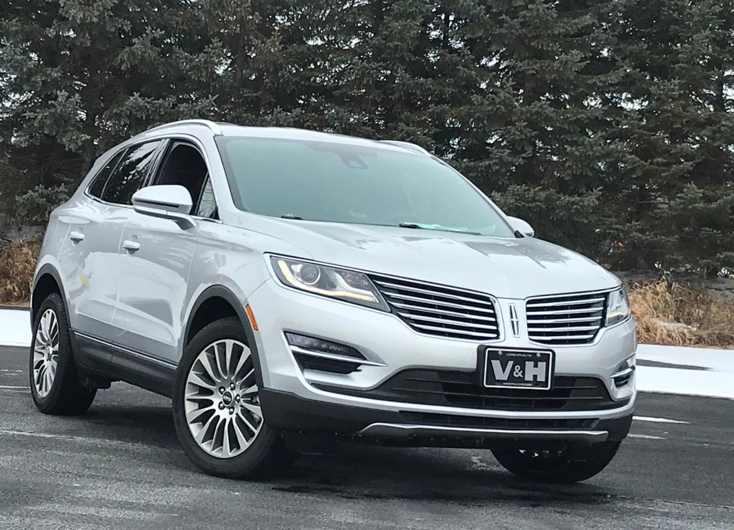 2016 Lincoln MKC Reserve Crossover