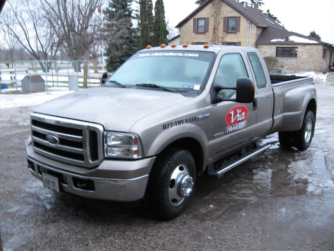 2006 Ford F-350 XLT Extended Cab