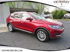 New Lincoln 2018 Lincoln MKX Select Crossover in Spartanburg, SC