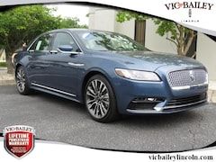 New Lincoln 2019 Lincoln Continental Select Car in Spartanburg, SC