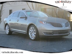 Certified 2015 Lincoln MKS 3.5L AWD Ecoboost Sedan for sale in Spartanburg, SC at Vic Bailey Ford Lincoln