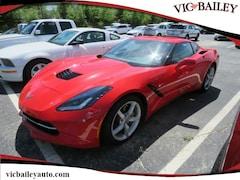 Used 2014 Chevrolet Corvette Stingray Coupe in Spartanburg, SC