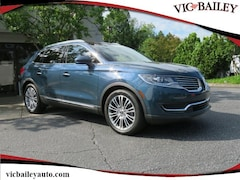 Certified 2016 Lincoln MKX FWD  Reserve SUV for sale in Spartanburg, SC at Vic Bailey Ford Lincoln