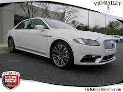 New Lincoln 2019 Lincoln Continental Reserve Car in Spartanburg, SC
