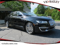 Certified 2017 Lincoln MKZ Select FWD Sedan for sale in Spartanburg, SC at Vic Bailey Ford Lincoln