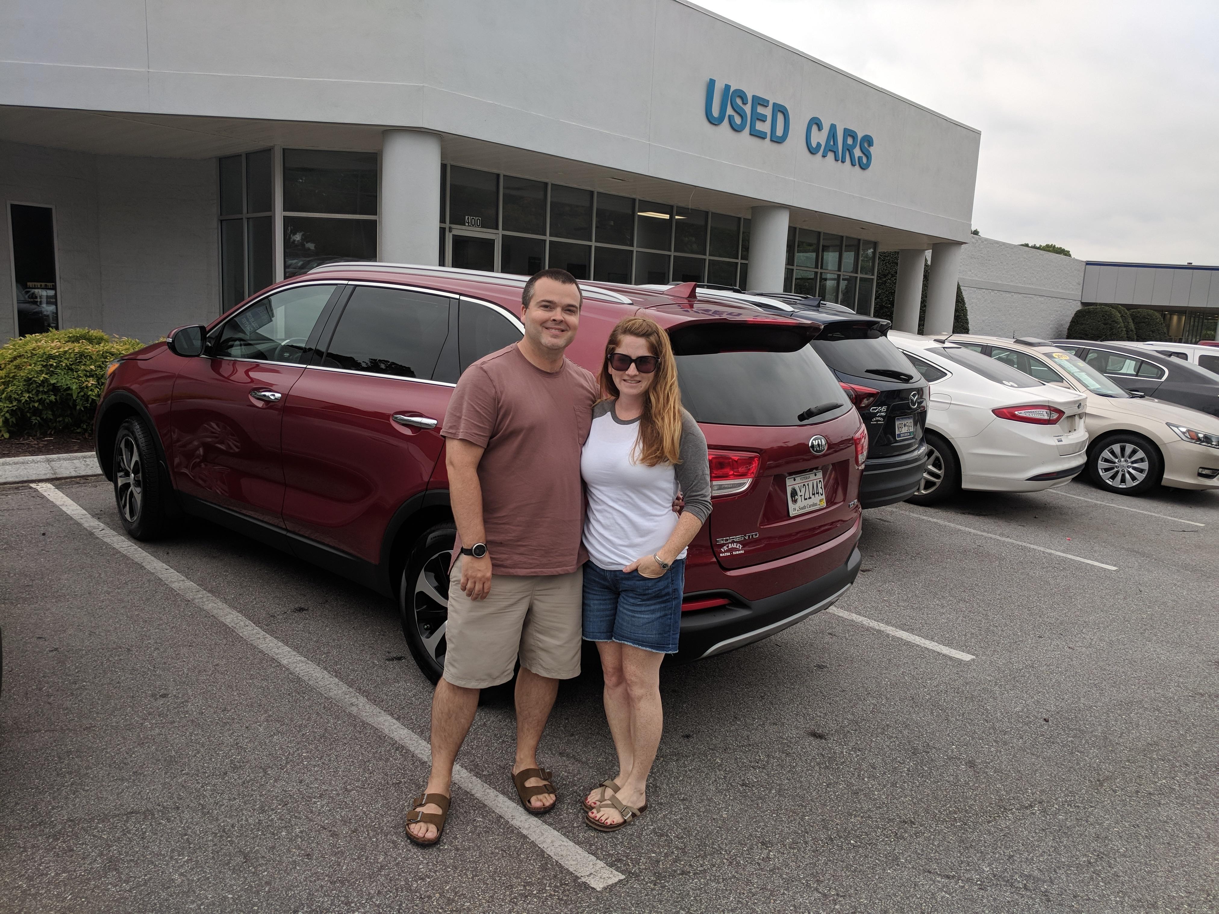 Vic Bailey Subaru   New Subaru dealership in Spartanburg, SC 29302