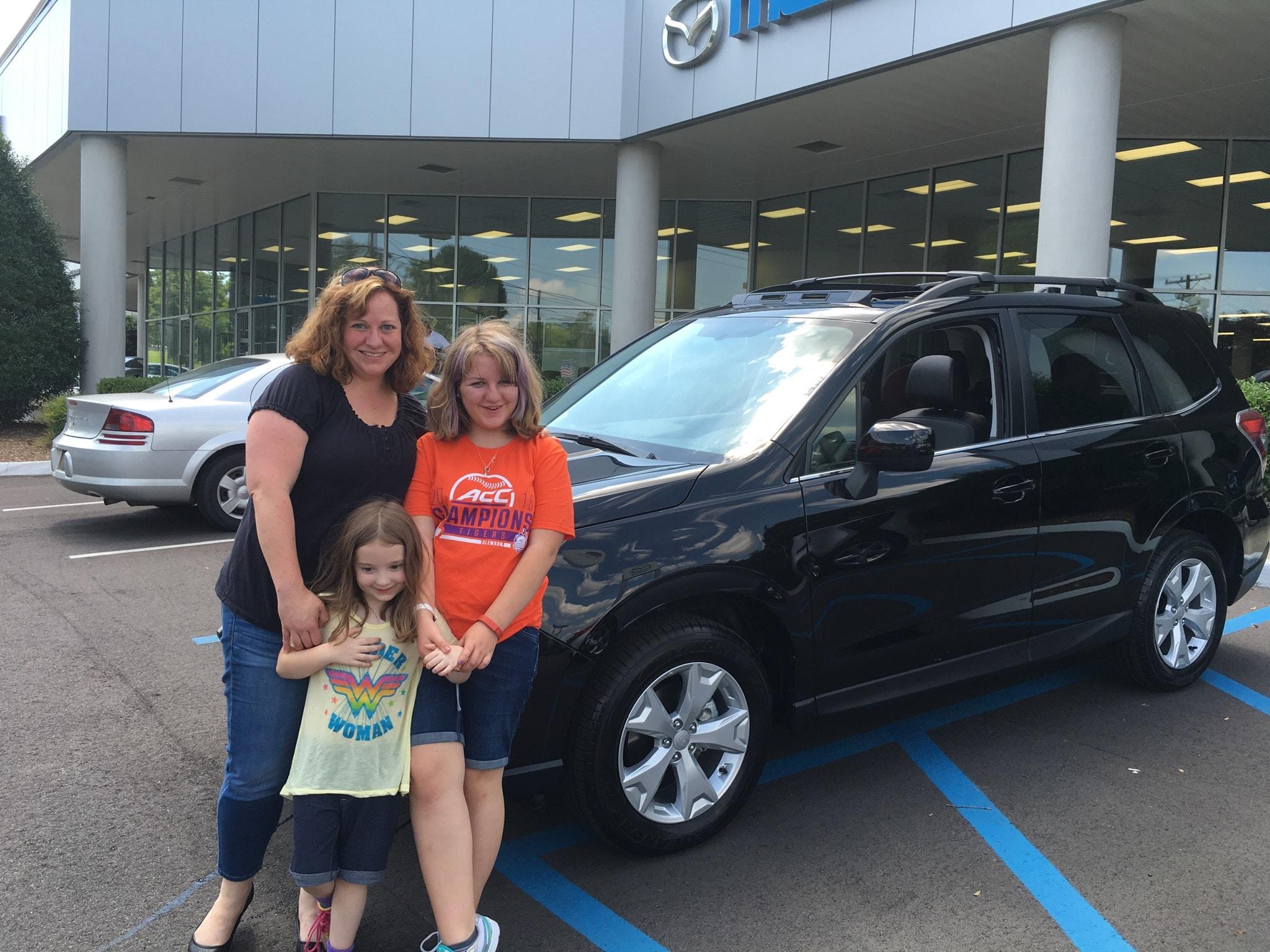 Vic Bailey Mazda >> Vic Bailey Subaru | New Subaru dealership in Spartanburg ...