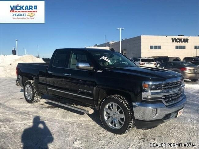 2018 Chevrolet Silverado 1500 LTZ - $379.96 B/W Truck Double Cab