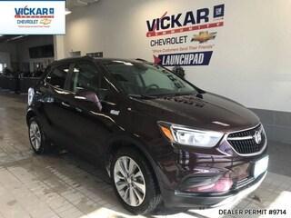 2018 Buick Encore FWD, Rear View Camera, Bluetooth, Aluminum Wheels SUV