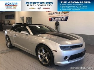 2014 Chevrolet Camaro 2LT  Convertible, V6, Leather Interior, Boston Aud Convertible