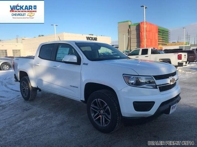 2019 Chevrolet Colorado WT - $231.64 B/W Truck Crew Cab