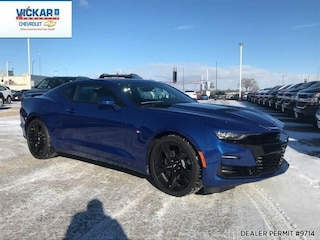 2019 Chevrolet Camaro 2SS - $358.30 B/W Coupe