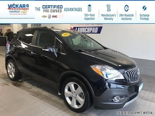 2015 Buick Encore FWD, Leather Interior, Bluetooth, Back UP Camera - SUV