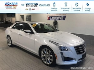 2015 Cadillac CTS AWD, Navigation, Leather Interior, Remote Start, S