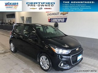 2018 Chevrolet Spark 1LT  Automatic, Aluminum Wheels, Great ON Fuel Hatchback