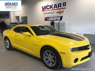 2013 Chevrolet Camaro 2LS V6, Automatic, Upgraded Alloys - $115.92 B/W Coupe