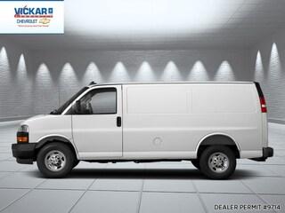 2018 Chevrolet Express 2500 WT - $290.23 B/W Van Cargo Van