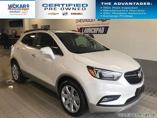 2018 Buick Encore Essence  AWD, Navigation, Sunroof, Blind Spot Dete SUV