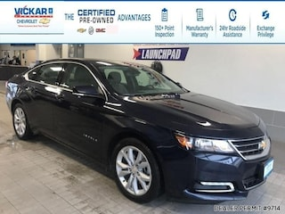 2018 Chevrolet Impala LT V6, Leather, Sunroof, Remote Start  - $171.59 B Sedan