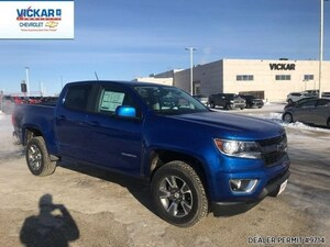 2019 Chevrolet Colorado Z71 - $269.37 B/W