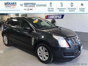 2014 Cadillac SRX V6, Leather Heated Seats, Sunroof, Remote Start -