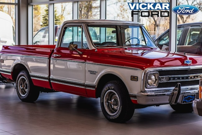 1969 Chevrolet C10 Pickup 350 V8 ''Complete Restoration''