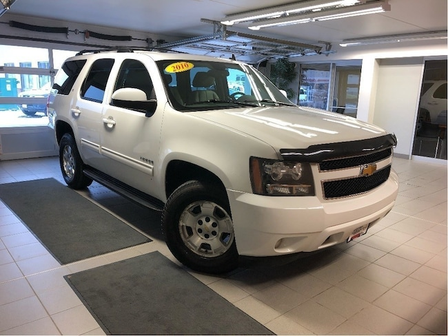 2010 Chevrolet Tahoe LT - LOCAL TRADE / LEATHER / SUNROOF SUV