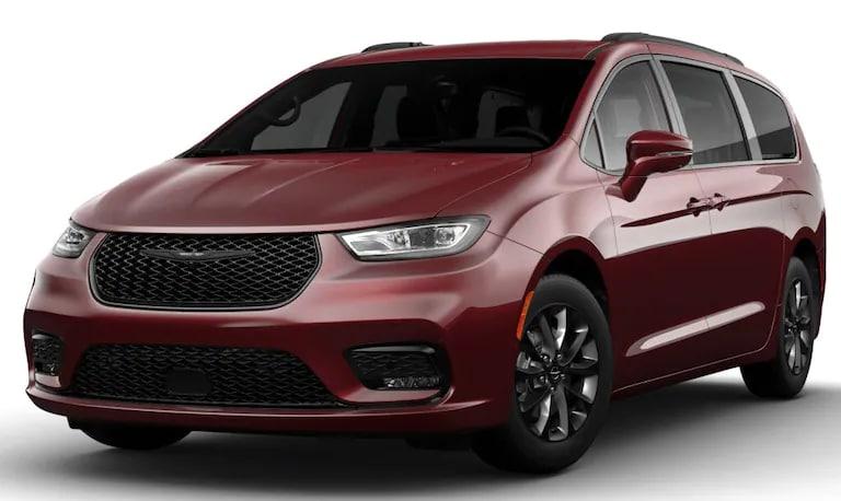 New Chrysler Pacifica