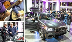 BMW X3 Model Launch