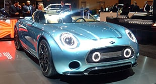 Toronto Auto Show MINI Superleggera