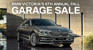 BMW Victoria's 6th Annual Fall Garage Sale