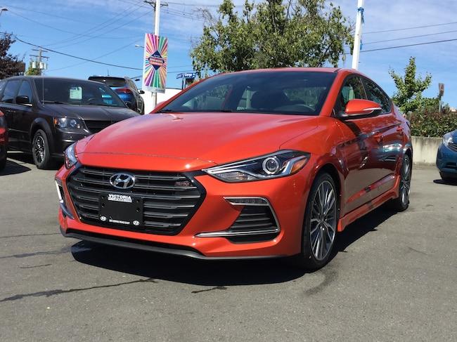 2018 Hyundai Elantra Sport Car