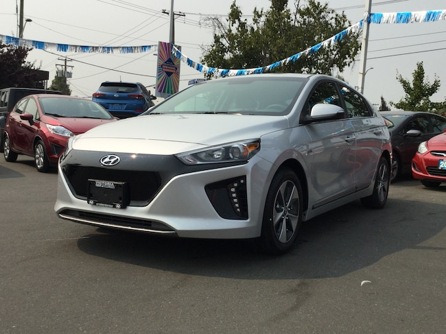 2019 Hyundai Ioniq EV Preferred Hatchback