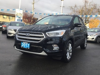 2017 Ford Escape Titanium was $32588 now $30052 SAVE $2536 SUV
