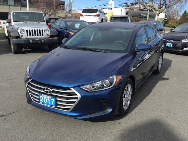 2017 Hyundai Elantra LE was $17991 now $17141 SAVE $850 Sedan