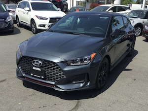2019 Hyundai Veloster Turbo Tech Performance